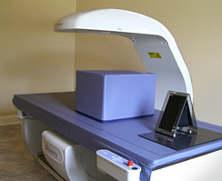 bone densitometer testing